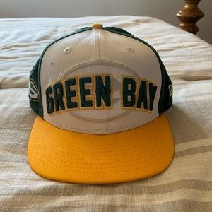 Green Bay Packers SnapBack Hat